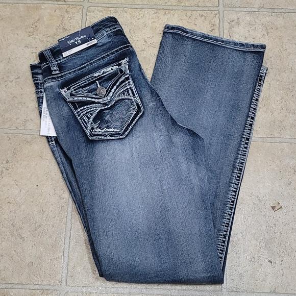 Wishful Park Bella Bootcut Jeans
